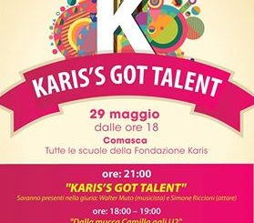 Karis's Got Talent  29.05.2016